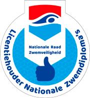 Licentiehouder Nationale Zwemdiploma's